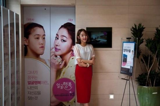 组图:韩国美貌生产线整容现场全程揭秘 削骨锥子电钻全出场