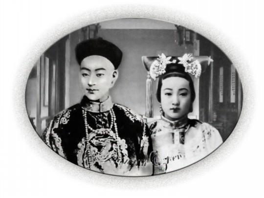 隆裕皇后图片