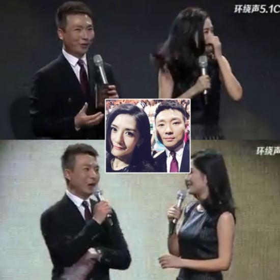 央视主播康辉调教谢娜 揭谢娜尴尬事 情商智商齐低