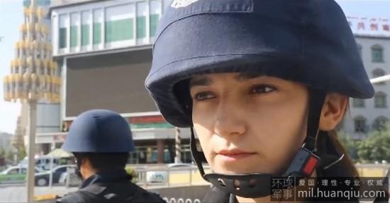 新疆喀什特警首部MV震撼发布