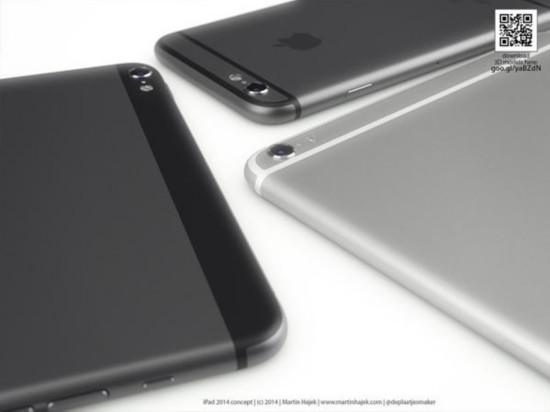 苹果新iPad配置曝光