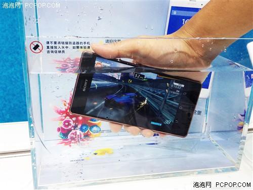 做自己/敢不同 索尼Z3联手中国联通首秀