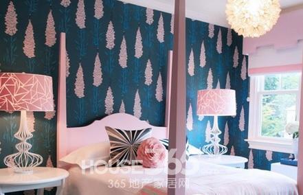 室内装修墙纸效果图 这样搭配才够味