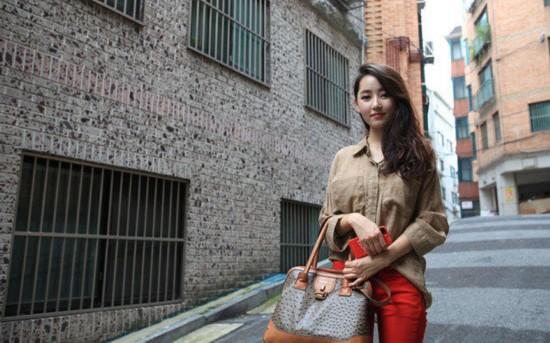 逃到韩国的朝鲜少女