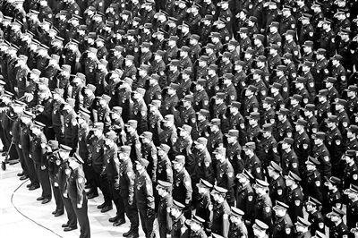 北京APEC会议期间百万志愿者将上街巡逻(图)