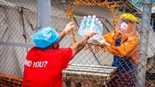 塞拉利昂设新反应中心应对埃博拉 防长领导