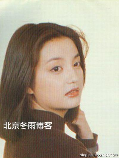 赵薇昔日罕见美照首次曝光 网友赞大眼纯美