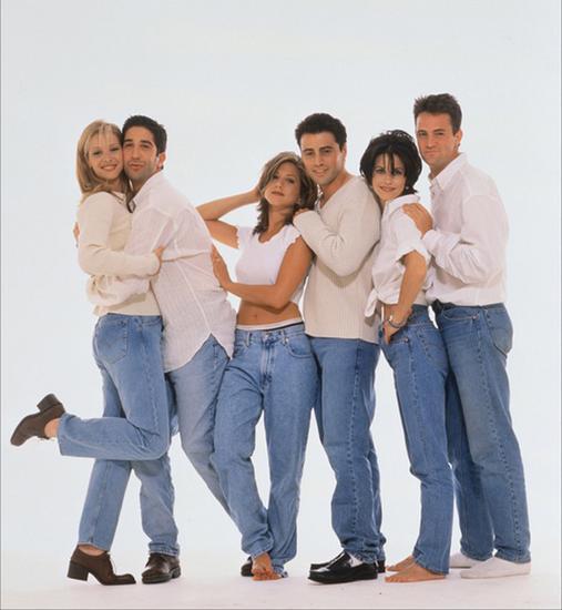 20年都不过时 《老友记》中8个经典穿衣法则