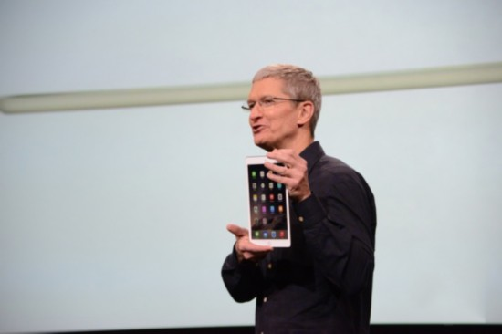 库克的iPhone