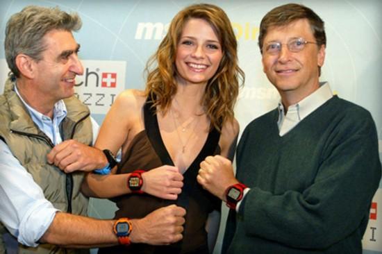 微软或于几周内发布可穿戴健康手环