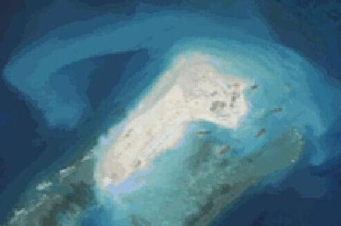 永暑礁升为永暑岛 取代太平岛成南沙第1大岛