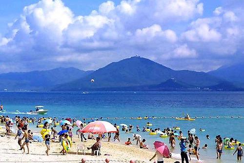 东北三省今年将有20万老人到海南过冬