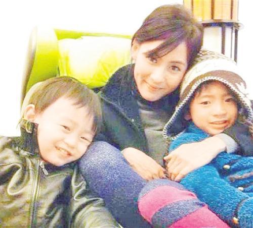 张柏芝回应儿子幼儿园被拍:有什么事就找我