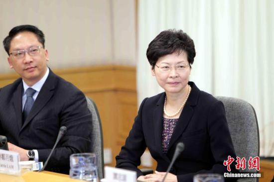 港特区政府与学联对话 林郑月娥总结4点回应