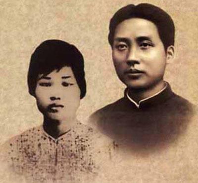 毛泽东周恩来陈毅 老一辈中共领导情书揭秘