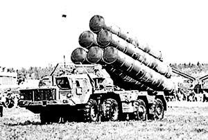 俄S-500防空导弹系统(资料图)