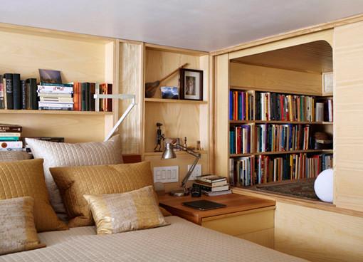 国外设计师的20平米卧室 变身小小咖啡馆【3】