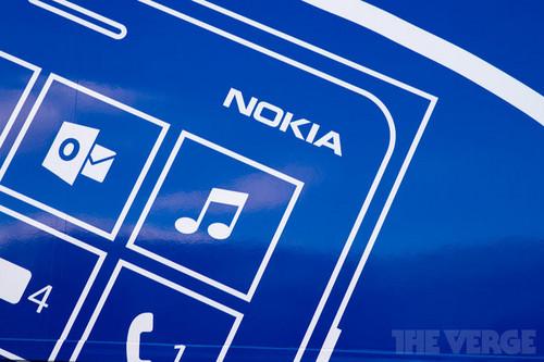 诺基亚品牌将更名微软Lumia