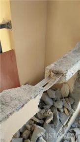 江苏一楼盘以竹片替钢筋 开发商称跟业主开玩笑