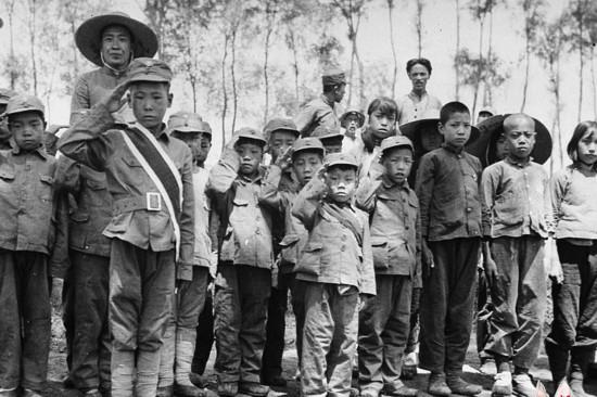 战争中的儿童命运:抗日救国惨死屠刀之下【15】