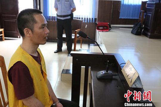 广西东兴计生局凶杀案二审开庭被告人一审判死刑