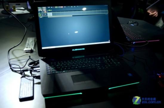 投资1200万 Alienware秘密实验室曝光