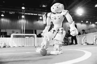 2014中国机器人大赛日前在安徽合肥正式开赛.