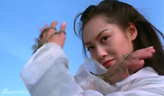朱茵紫霞仙子高清图片