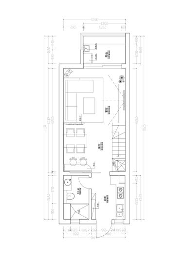 挑高设计 小户型华丽变身时尚loft【3】