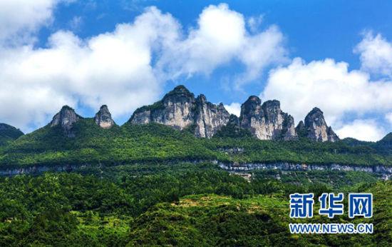 中国南方喀斯特二期申遗成功 桂林,环江在列图片