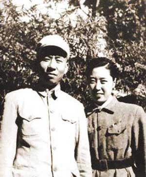 盘点中国历届领导人的夫人们图片