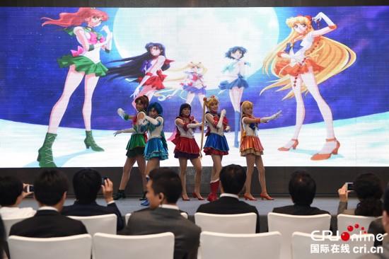 5次元音乐剧《美少女战士》将首登中国舞台【2