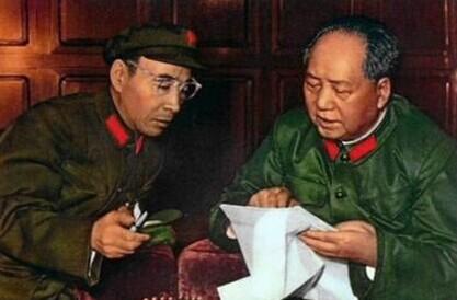 揭秘毛泽东与林彪最后一次同登天安门(图)
