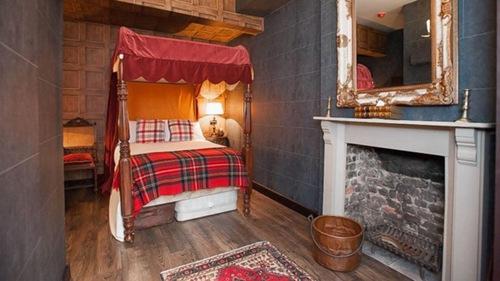 伦敦酒店推出哈利波特主题客房给客人魔幻体验