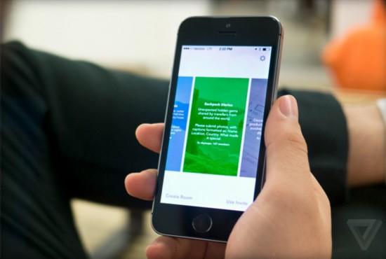 Facebook推匿名社交应用Rooms 促进交流