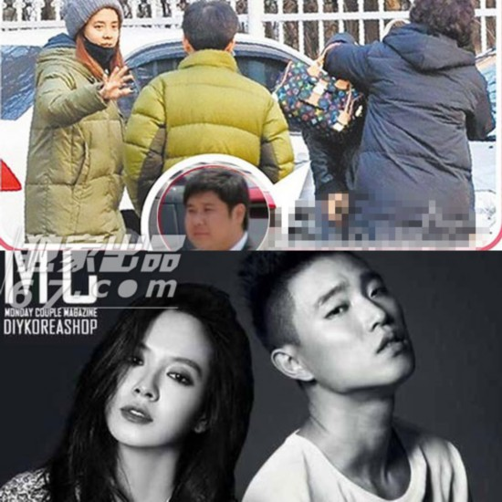 尹恩惠 金钟国/宋智孝与娱乐大佬约会致周一情侣分手
