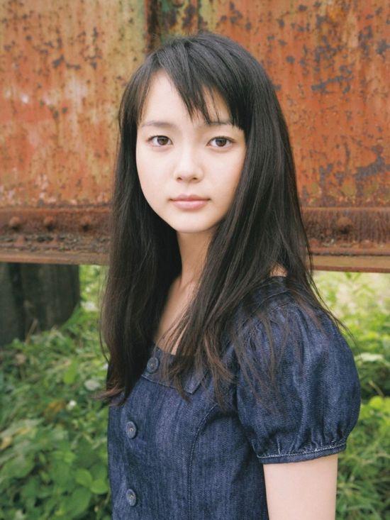 盘点日本娱乐圈的单眼皮美女【3】