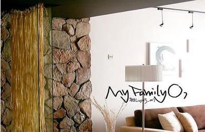 小复式楼装修效果图 时尚家居方案高清图片