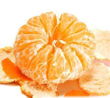 橘皮泡水喝