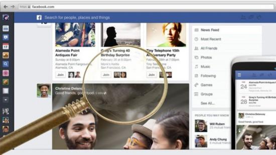 报告称Facebook三季度网站流量继续称王