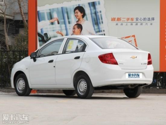 雪佛兰全新赛欧广州车展首发 预计售价与现款在售车型一致高清图片
