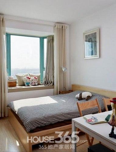 小房间效果图 实用卧室装修冬季必看
