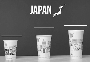 全球麦当劳汽水分量比拼日本大杯不及美国中杯