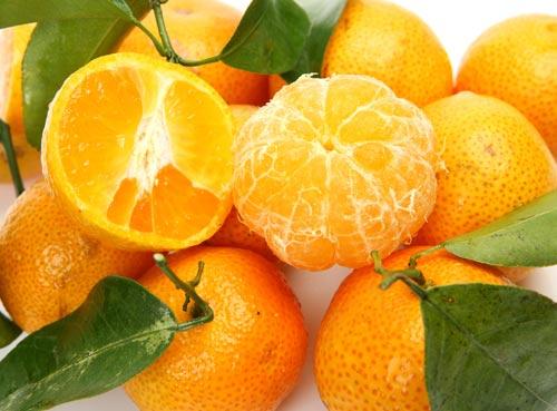 吃柑橘不要丢掉养生橘络