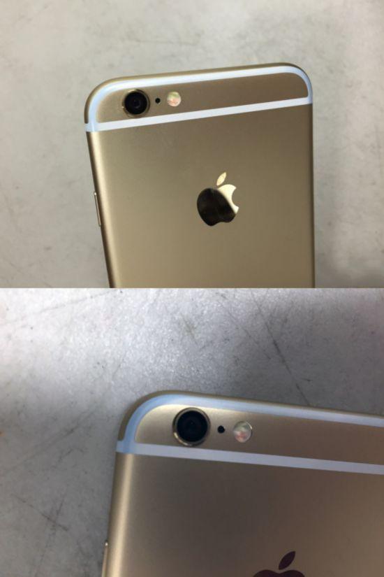 天线位置易染色 iPhone 6遭遇