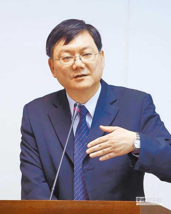 """台湾当局""""经济部长""""杜紫军"""