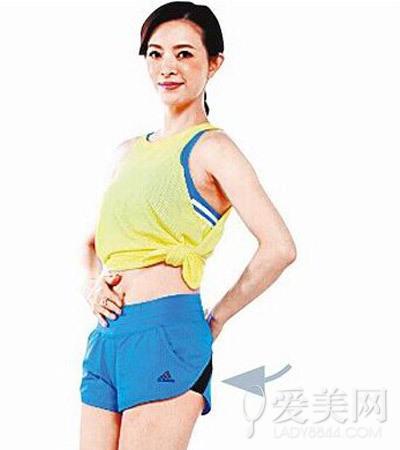 刘真养瘦:做好饮食和运动 身材紧实有线条
