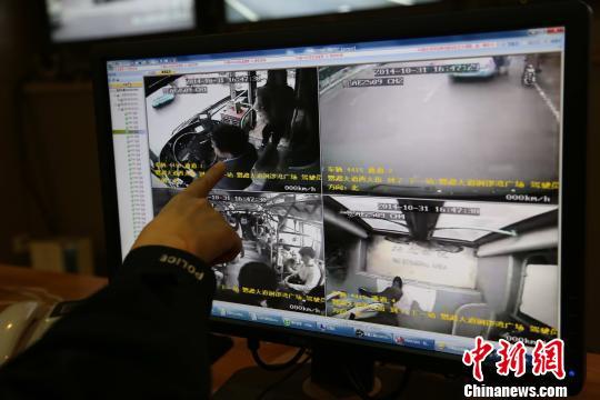 武汉公交车车载视频监控实现与警方平台互联互通