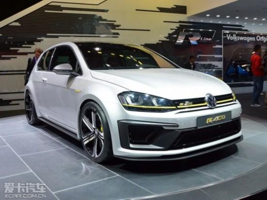 高尔夫r400.高尔夫r400概念车在今年的北京车展上发布,搭载高清图片