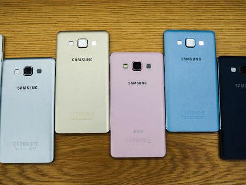 放低姿态抗击小米魅族 三星Galaxy A5售价公布
